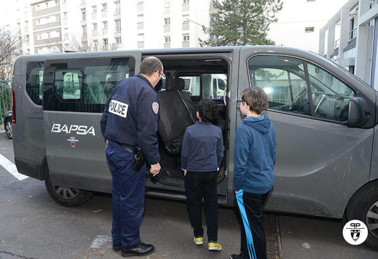 La brigade d'assistance aux personnes sans-abris (BAPSA)