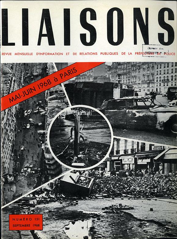 Couverture-du-magazine-Liaisons-n°151-septembre-1968