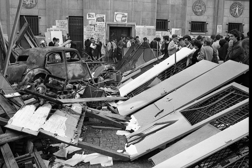 Faculté-de-médecine-et-barrage-31-mai-1968