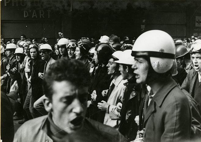 Manifestation-étudiante-13-mai-1968