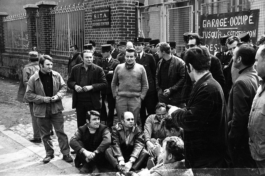 Manifestation-ouvrière-25-mai-1968