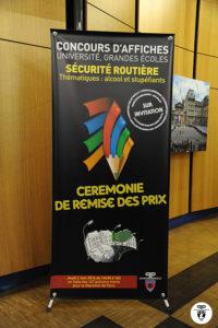 concours affiche securite routiere